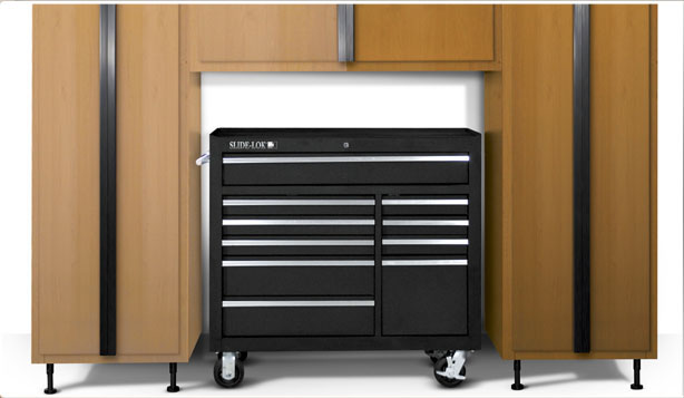 Toolchest Garage Organization, Storage Cabinet  Texas
